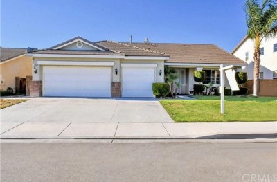 Eastvale Single Family Home For Sale: 13308 Heather Lee Street