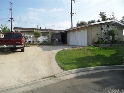 La Mirada Single Family Home For Sale: 14234 Neargrove Road