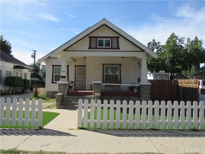 Santa Ana Single Family Home For Sale: 614 Cypress Avenue