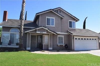 Rialto Single Family Home For Sale: 1465 N Marcella Avenue