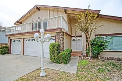 Riverside, Temecula Single Family Home For Sale: 6269 Danbrook Drive