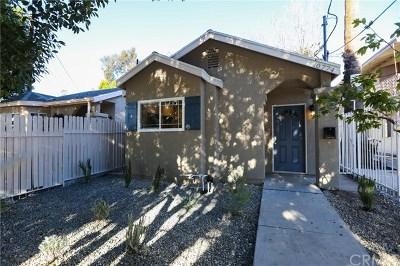 Pacoima Single Family Home For Sale: 10774 Sutter Avenue