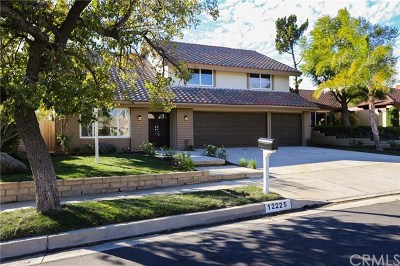 Northridge Single Family Home For Sale: 12225 Kristopher Place