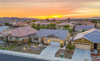 Menifee Single Family Home For Sale: 30249 Bristol Gate Lane