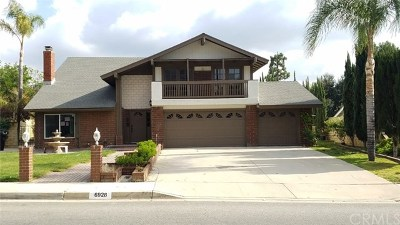La Verne Single Family Home For Sale: 6928 Wheeler Avenue