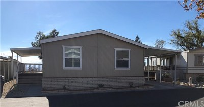 Riverside Mobile Home For Sale: 4080 Pedley Road Space 76