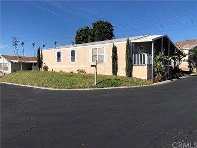 Riverside Mobile Home For Sale: 4080 Pedley Rd Space Road 125