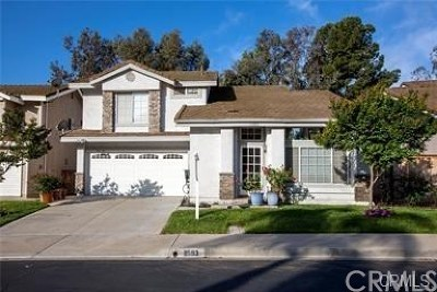 Corona Single Family Home For Sale: 11593 Larchmont Drive