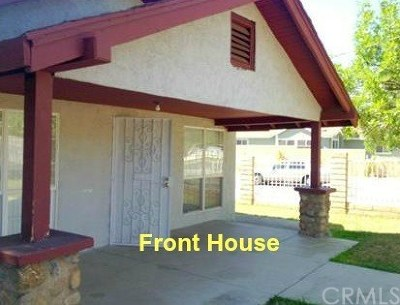 Redlands Multi Family Home For Sale: 1025 Herald Street