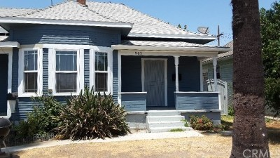 Los Angeles Multi Family Home For Sale: 4166 Wadsworth Avenue