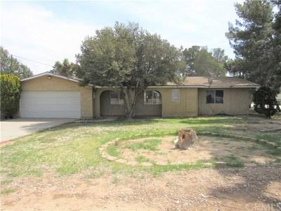 Hesperia Single Family Home For Sale: 9917 Victor Avenue