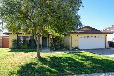 Riverside Single Family Home For Sale: 5930 Green Valley Street