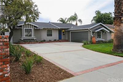 Granada Hills Single Family Home For Sale: 15600 Harvest St