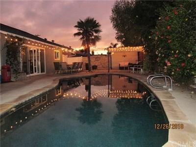 Orange Single Family Home For Sale: 2633 E Collins Avenue