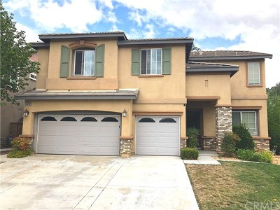 Canyon Lake, Lake Elsinore, Menifee, Murrieta, Temecula, Wildomar, Winchester Rental For Rent: 53190 Odyssey Street
