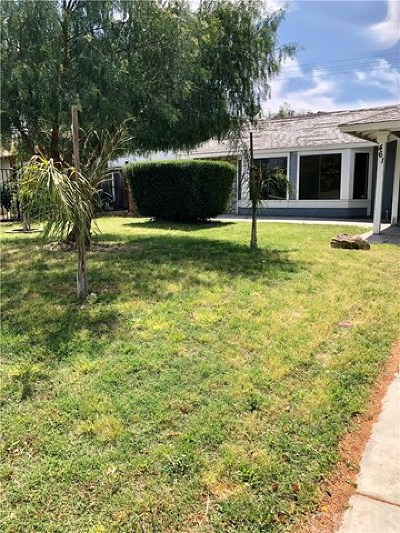 Hemet Single Family Home For Sale: 461 Presidents Avenue