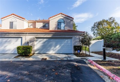 Chino Hills Condo/Townhouse For Sale: 13175 Pinnacle Court