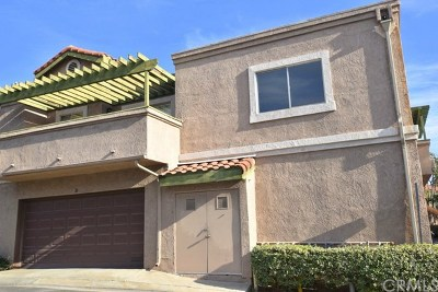 Rancho Cucamonga Condo/Townhouse For Sale: 8385 Sunset Trail Place #G