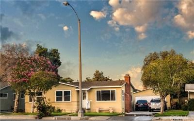 Fullerton Single Family Home For Sale: 210 S Raymond Avenue