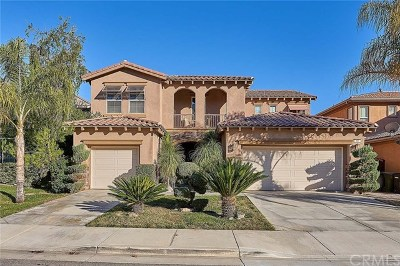 Lake Elsinore Single Family Home For Sale: 11 Plaza Modena