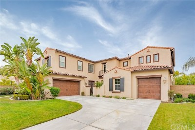 Corona Single Family Home For Sale: 21771 Thimbleberry Court