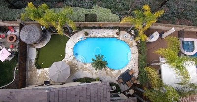 Corona Single Family Home For Sale: 4380 Leonard Way