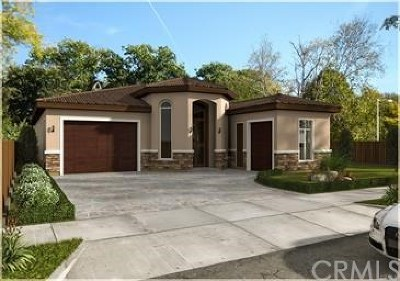 Corona Single Family Home For Sale: 884 W Kendall Street