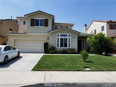 Eastvale Single Family Home For Sale: 13942 Star Ruby Avenue