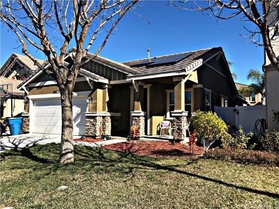 Perris Single Family Home For Sale: 3671 Ginger Street
