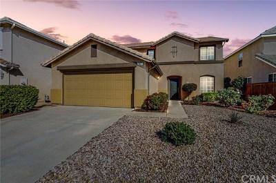 Corona Single Family Home For Sale: 861 Bridgewood Street