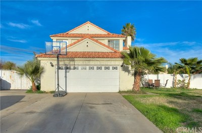 Moreno Valley Single Family Home For Sale: 23250 Woodpecker