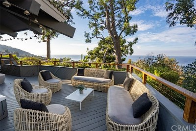 Laguna Beach Single Family Home For Sale: 22165 Paseo Del Sur