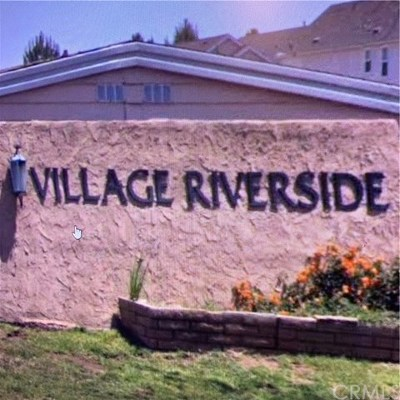 Riverside Mobile Home For Sale: 3663 Buchanan Street