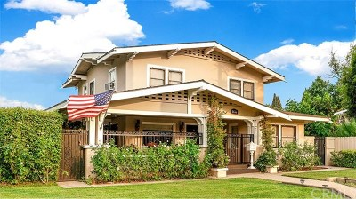 Riverside Single Family Home For Sale: 5426 Brockton Avenue