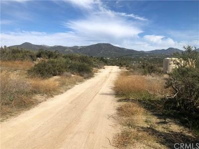 Hemet Residential Lots & Land For Sale: 4 Taffle Ranch Road