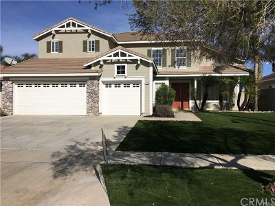 Corona Single Family Home For Sale: 735 Orange Hill Drive