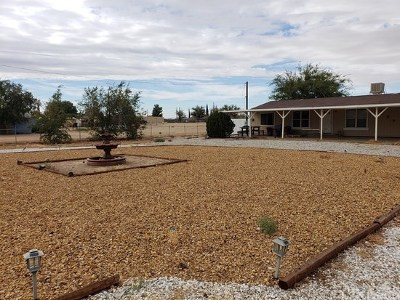 Victorville Single Family Home For Sale: 13220 Camellia Road