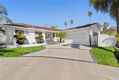 San Pedro Single Family Home For Sale: 3801 Shad Place