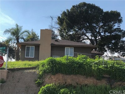 Jurupa Single Family Home For Sale: 10609 Limonite Avenue