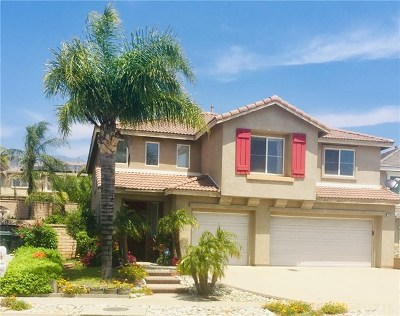 Rancho Cucamonga Single Family Home For Sale: 12250 Stratford Drive