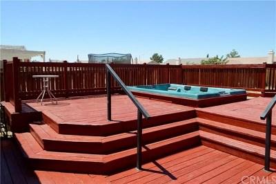 Adelanto Single Family Home For Sale: 11796 Begonia Road