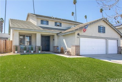 Corona Single Family Home For Sale: 1370 Coral Gables Circle