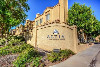 Corona Condo/Townhouse For Sale: 2131 Almeria Street