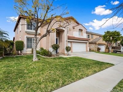 Corona Single Family Home For Sale: 4235 Floyd Drive