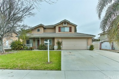 Corona Single Family Home For Sale: 2155 Candlelight Circle