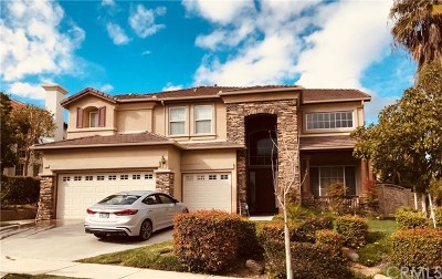 Corona Single Family Home For Sale: 1715 Spyglass Drive