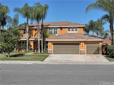 Riverside Single Family Home For Sale: 11178 Apple Canyon Lane