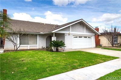 Anaheim Single Family Home For Sale: 107 S Beth Circle