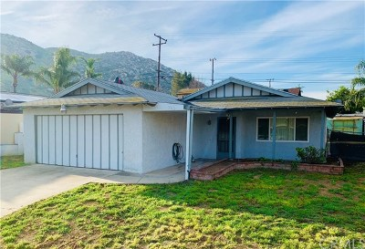 Norco Single Family Home For Sale: 750 4th Street