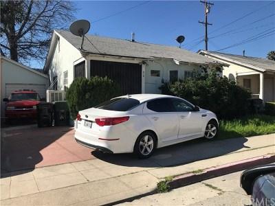 San Bernardino Single Family Home For Sale: 393 W Wabash
